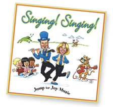 Singing! Singing! CD Cover