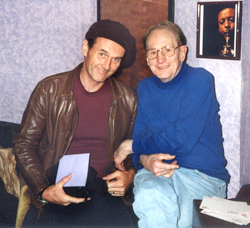 Wiley Rankin and Les Paul