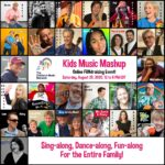 Kids Music Mashup Saturday 8-29-20